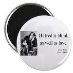 Oscar Wilde 12 Magnet
