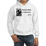 Oscar Wilde 12 Hooded Sweatshirt