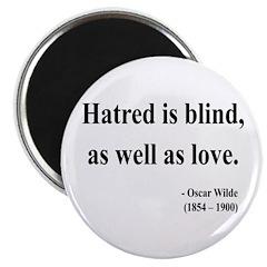 "Oscar Wilde 12 2.25"" Magnet (10 pack)"