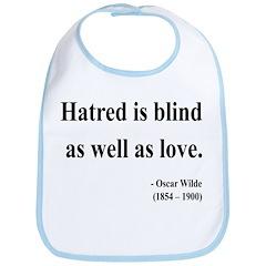 Oscar Wilde 12 Bib