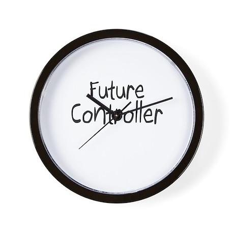Future Controller Wall Clock