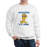 Cool Garfield Sweatshirt