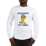Cool Garfield Long Sleeve T-Shirt