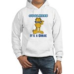 Cool Garfield Hooded Sweatshirt