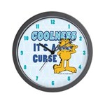 Cool Garfield Wall Clock