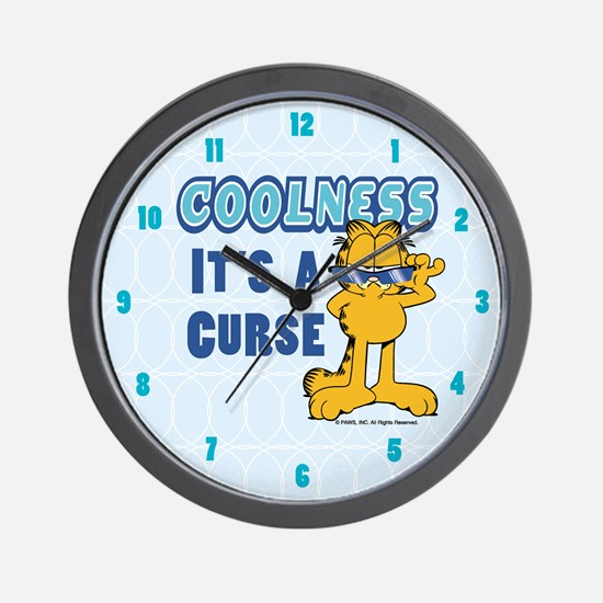 Cool Garfield Wall Clock