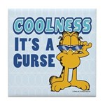 Cool Garfield Tile Coaster