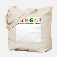 BINGO It's not just for Grandma's anymore! - Tote
