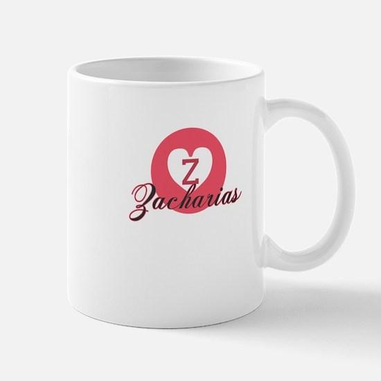 zachary Mugs