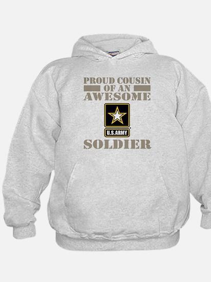 Proud U.S. Army Cousin Hoodie