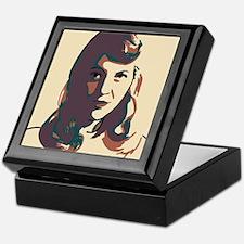 Sylvia Plath Keepsake Box
