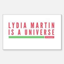 lydia martin is a universe Decal