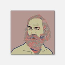 Walt Whitman Sticker