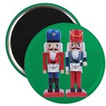 Happy Masons Nutcrackers Magnet