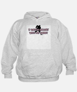 Colorado Hockey Daddy Hoodie