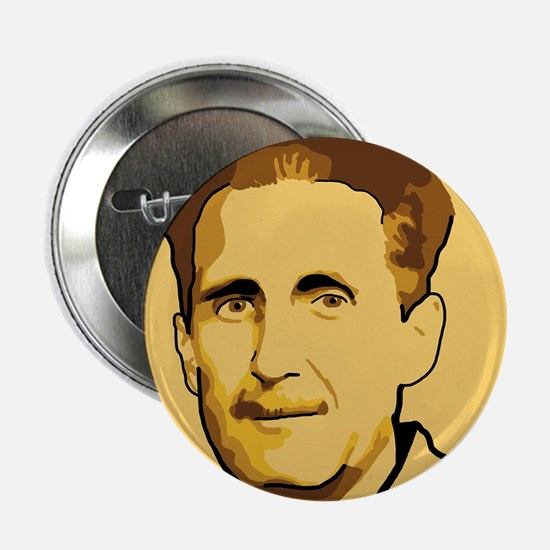 """George Orwell 2.25"""" Button (10 pack)"""