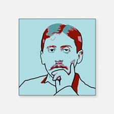 Marcel Proust Sticker