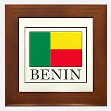 Cute Benin Framed Tile