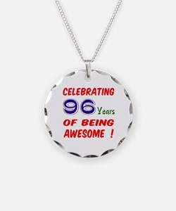 Celebrating 96 years of bein Necklace