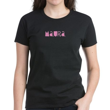 Maura Women's Dark T-Shirt