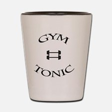 Funny Gin Shot Glass