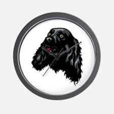 Sussex Spaniel Wall Clock