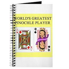 world's greatest pinochle player Journal