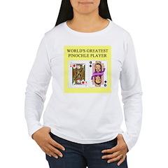 world's greatest pinochle player T-Shirt