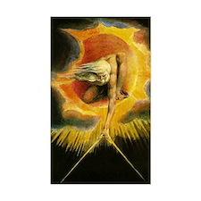 William Blake Rectangle Decal