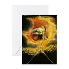 William Blake Greeting Card