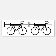 Doping in Cycling Bumper Bumper Bumper Sticker