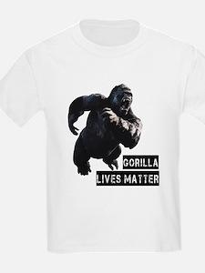 Gorilla Lives Matter T-Shirt