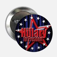 """hillary 2.25"""" Button (10 pack)"""