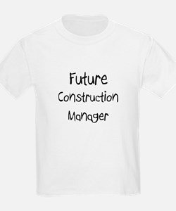 Future Construction Manager T-Shirt