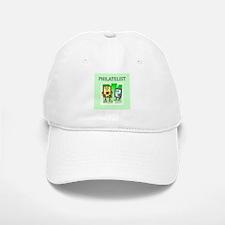 philatelist gifts t-shirts Baseball Baseball Cap
