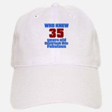 Who Knew 35 Years Old Could Look This Fabulous Baseball Baseball Cap