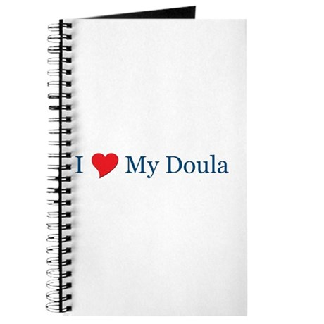 I Love My Doula Journal