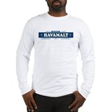 Havamalt Long Sleeve T-shirts