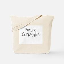Future Constable Tote Bag
