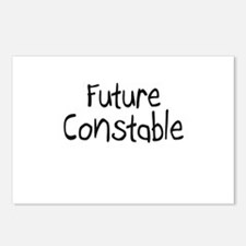 Future Constable Postcards (Package of 8)