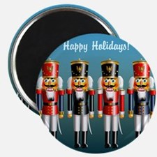 Xmas Nutcracker Soldiers Magnets