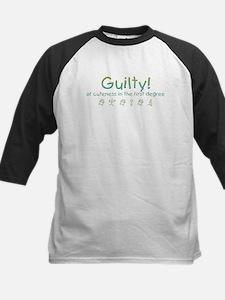 Guilty! Kids Baseball Jersey