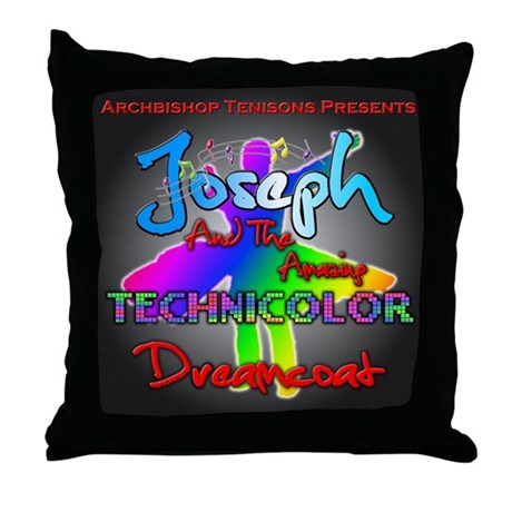 Logo Throw Cushion