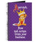 King Garfield Journal