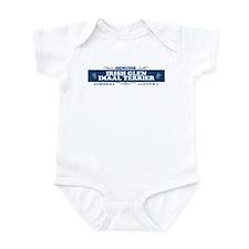 IRISH GLEN IMAAL TERRIER Infant Bodysuit