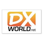 Dxworld Sticker