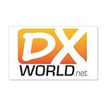 """Dxworld Sticker (20""""X12"""") Dec 20x12 Wall"""
