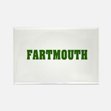 FARTMOUTH Rectangle Magnet