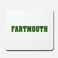 FARTMOUTH Mousepad
