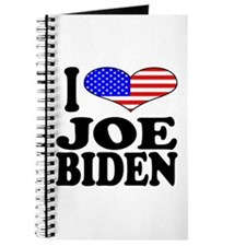 I Love Joe Biden Journal